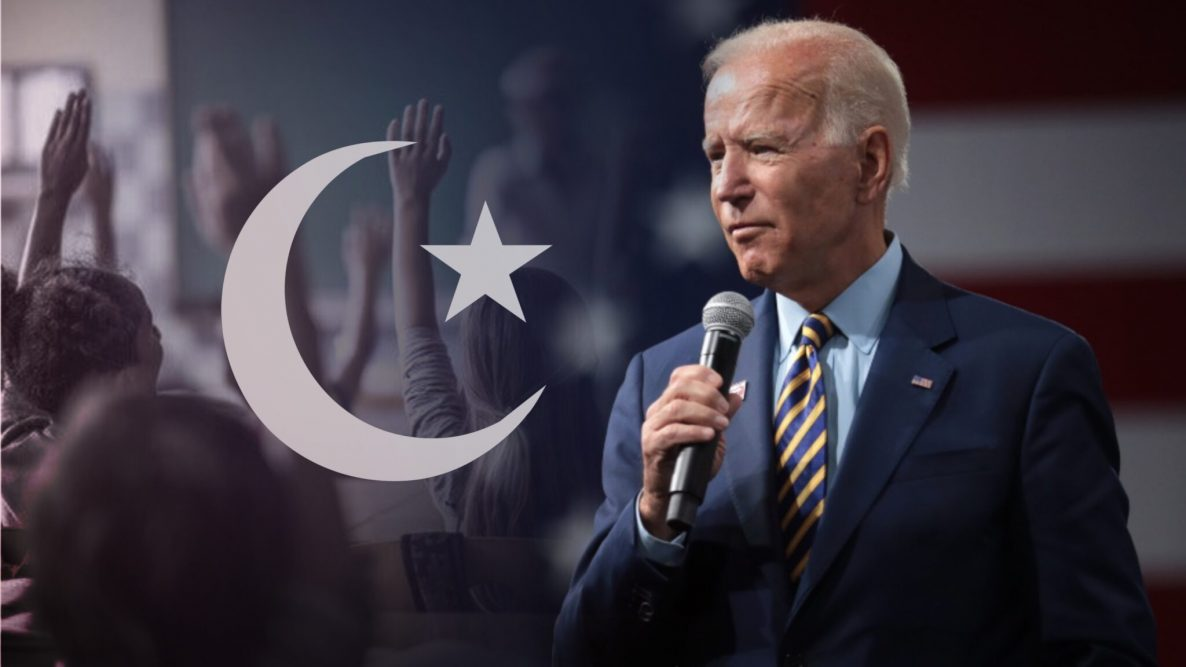 Biden Says he Wants American Children to Study More Islam in Public Schools