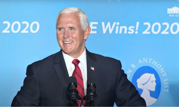 Trump Is 'the Most Pro-Life President in American History,' Pence Says