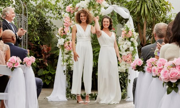 Hallmark Channel Has Their Heart's Darkened: 'People Feel Betrayed': Hallmark Channel Movie to Feature its First Same-Sex Wedding (Read Bible Commentary)