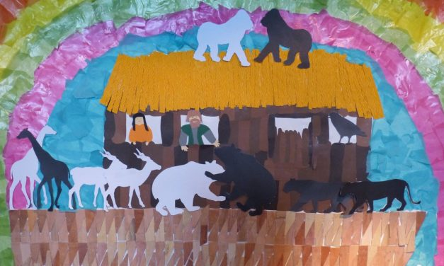 Massachusetts Town Paints over Noah's Ark Display after Atheist Group Complains