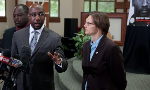 Emissary of Satan: Megachurch Pastor Raphael Warnock says Abortion 'Is Consistent with' Christianity and 'I Will Fight' to Keep it Legal
