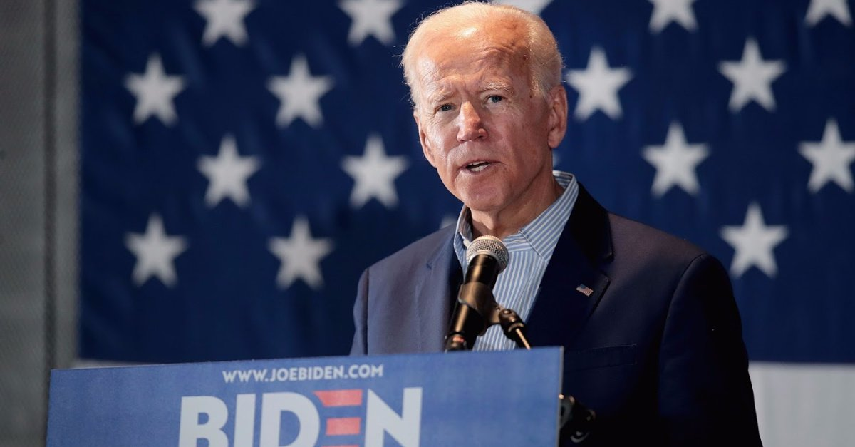 NARAL Endorses Biden, Says He'll 'Expand Access to Abortion,' Allow Taxpayer Funding of it