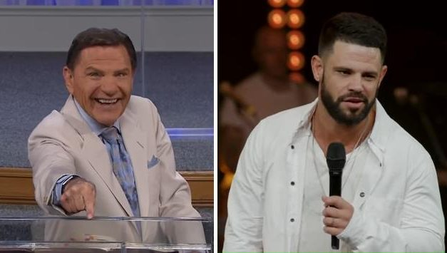 From One False Teacher to Another: TBN Drops Kenneth Copeland From Lineup, Will Be Replaced by Megachurch Leader Steven Furtick