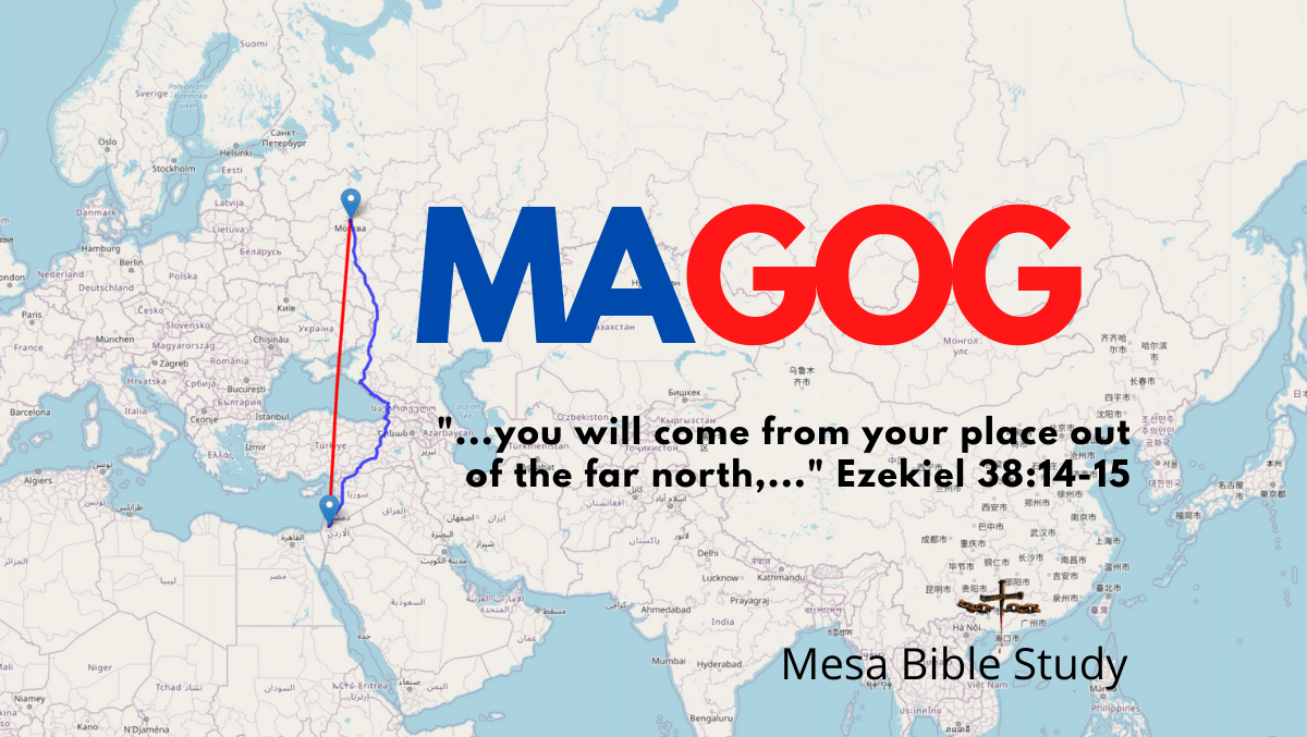 Russia 'Magog' is Paving the Way for a Northern Invasion by Taking Over the Golan Heights