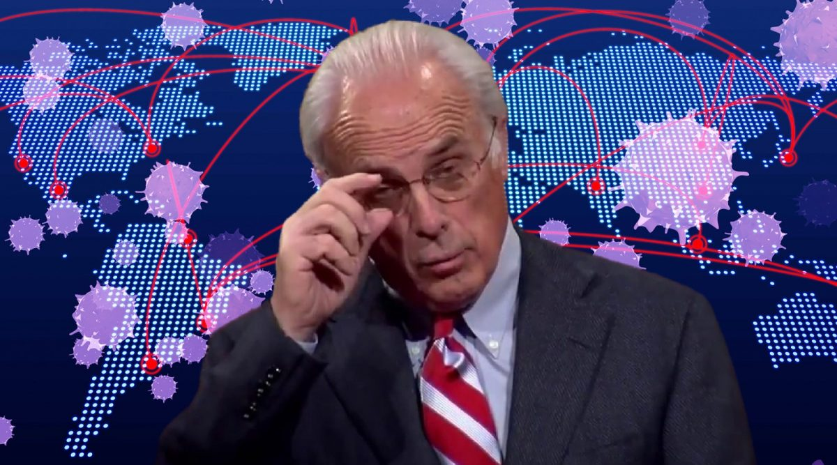 John MacArthur says 'There is no Pandemic'- calls it 'Satan's Deception'