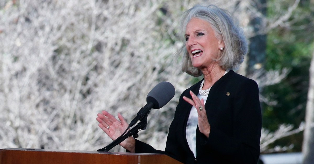 """I Disagree with Anne Lotz"": ""Anne Lotz Graham says America Has 'Shaken Its Fist' in God's Face, Calls for Repentance: ""But Unsaved America Can't Repent"""