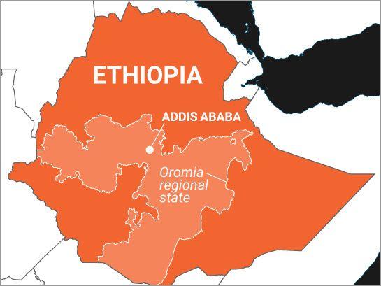 At least 500 Ethiopian Christians reported slaughtered in relentless door-to-door attacks since June