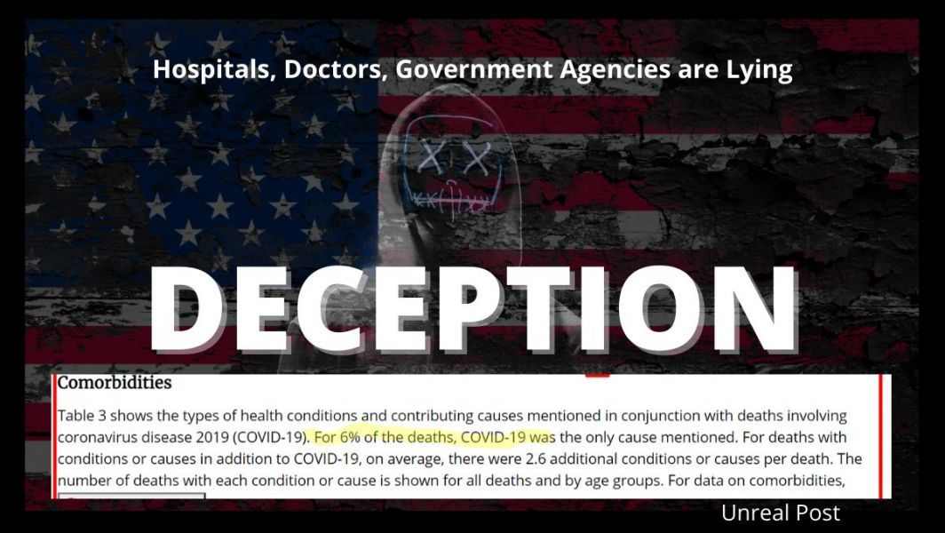 'There is NO Pandemic' Arizona Gov Doug Ducey, Hospitals and Media Lie to the Public About COVID-19 Death Count to Cause Fear
