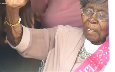 'The Lord Ain't Ready for Me': Oldest Living American Cites Faith When Asked About Longevity