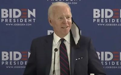 "Joe Biden: ""Voters Don't Deserve to Know"" if I'm Packing Supreme Court With Radical Leftists"