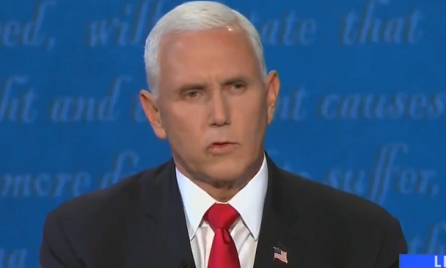 "Amen: Vice President Mike Pence: ""I'm Pro-Life, I Don't Apologize for It"""