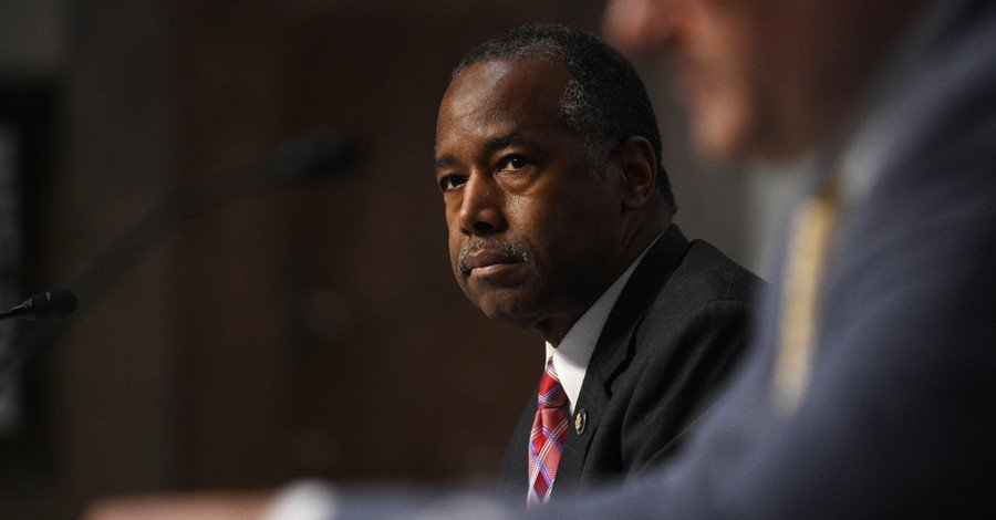 Dr. Ben Carson: 'A Vote for Trump Is a Vote for Freedom'