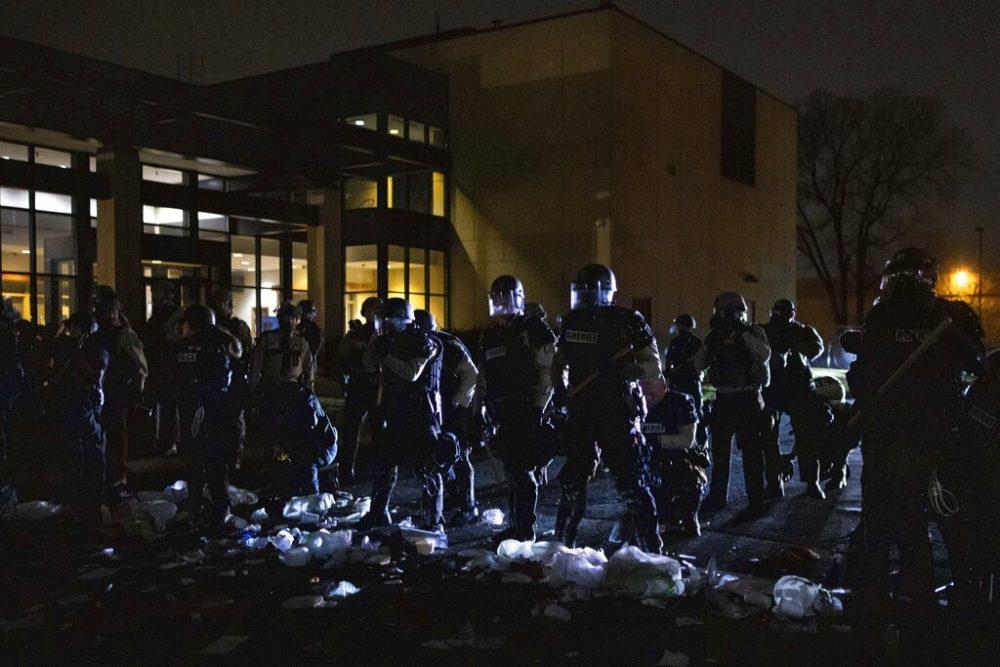 State of emergency declared, curfew enacted in Twin Cities