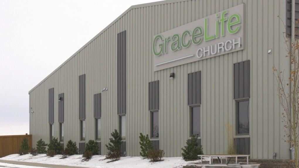 The godless government in Canada is shutting down Churches