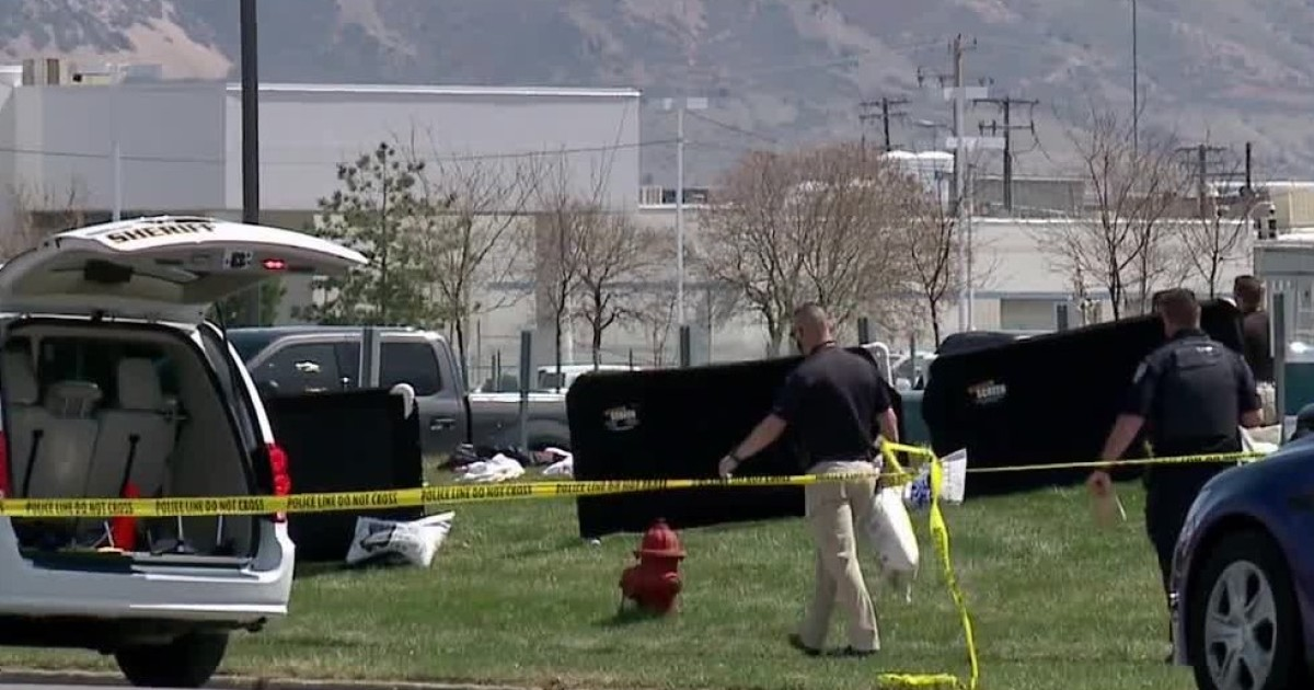 Salt Lake County deputies recovering after being shot; Suspect dead