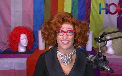 "Church Celebrates Drag Queen Sunday: They're in 'Open Revolt' against God, ""Full-blown Apostasy"""